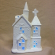 White Porcelain Church