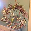 Fall Berries Decorative Wreath
