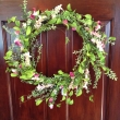 Spring is in the Air Artificial Wreath