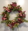 Garden Brilliance Artificial Wreath