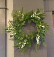Simply Green Artificial Wreath