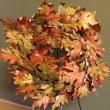 Glimmering Autumn Wreath