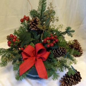 Season\'s Greetings Holiday Arrangement