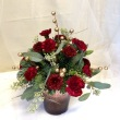 Burgundy Brilliance Bouquet