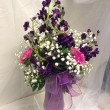 Pretty and Purple Bouquet- Weekly Special