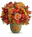 Teleflora Heart of Fall Bouquet