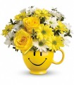 Teleflora Be Happy Bouquet