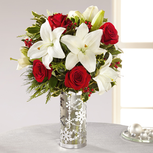 The FTD® Holiday Elegance™ Bouquet