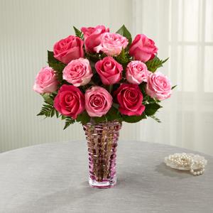 The FTD®Royal Treatment™Rose Bouquet