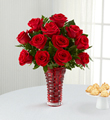 The FTD� In Love with Red Roses� Bouquet