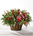 Le panier Holiday Homecomings™ de FTD®