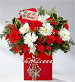 FTD Holiday Cheer Bouquet $49.99