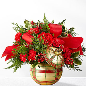 The FTD® Holiday Delights™ Bouquet