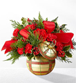 Le bouquet Holiday Delights™ de FTD®