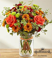 The FTD® Many Thanks™ Bouquet by Hallmark