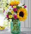 El Ramo de FTD® Prados Soleados™ por Better Homes and Gardens®