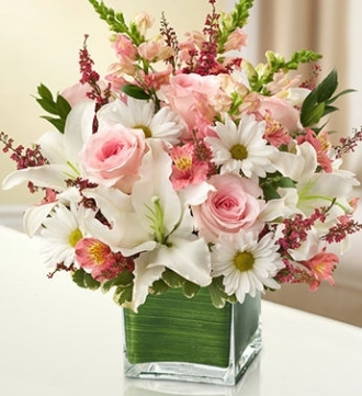 Breauxs flowers and gifts pave spring mix carencro la 70520 ftd pave spring mix beautiful pave arrangement of spring flowers mightylinksfo