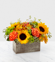 Same day flower delivery in tucson az 85714 by your ftd florist the ftd garden gathered bouquet mightylinksfo