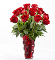FTD In Love with Red Roses $79.99