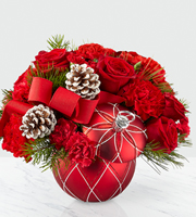 The FTD® Making Spirits Bright™ Bouquet
