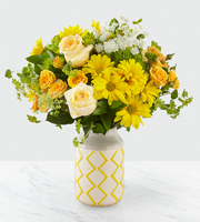 The FTD® Hello Sunshine™ Bouquet