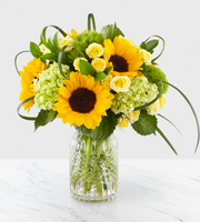 5512a16ce3f The FTD® Sunlit Days™ Bouquet