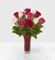 The FTD® Sweetheart Roses™ Bouquet