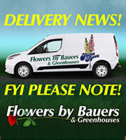 Flowers By Bauers Temporary Delivery Policy