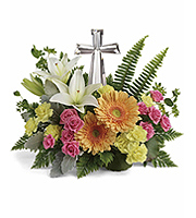 Flowers By Bauers Precious Petals Bouquet