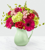 The FTD® Sweet as Watermelon™ Bouquet
