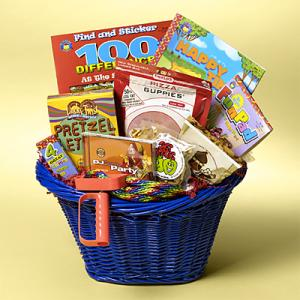 Kids Busy Basket