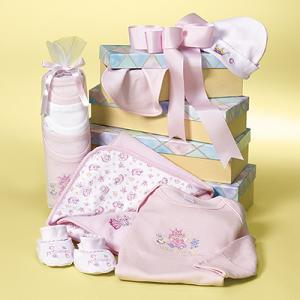 Layette Set - Girl