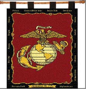 US Marine Corps Wall Hanging