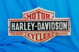 Harley-Davidson Sign 3