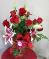 Rose Special with Stargazers