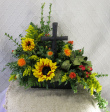 Fall Cross Arrangement