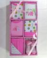 Cribmates Layette set - pink