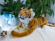 Large Stuffed Tiger