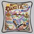 North Dakota Pillow