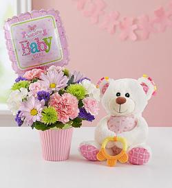 Lotsa Love Welcome Baby Girl