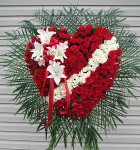 All Rose Broken Heart
