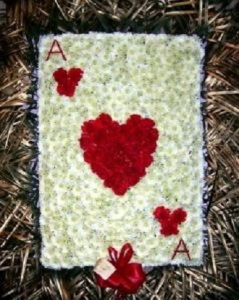 Pequa Ace of Hearts Arrangement