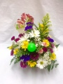Pequa Easter basket arrangement