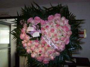 Pequa Esperanza Rose Heart