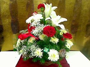 Christmas arrangement 3