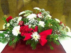Christmas arrangement 1
