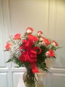 Pequa Love Vase