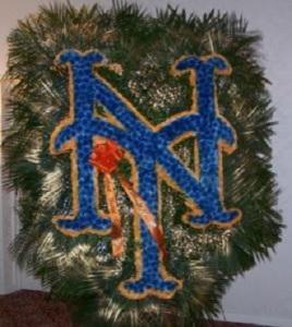 Pequa NY Mets Arrangement