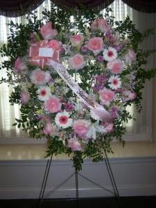 Pequa Open Heart Pinks