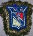 Pequa NY Rangers Logo